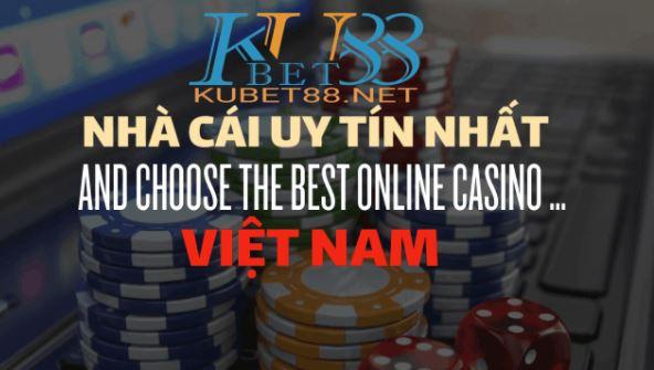 Casino online và livestreams casino tại Kubet.