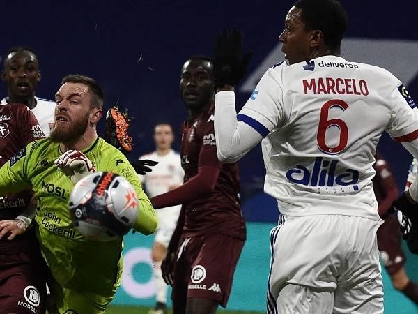 Bóng đá quốc tế sáng 18/1: Lyon lỡ cơ hội chiếm ngôi đầu Ligue 1