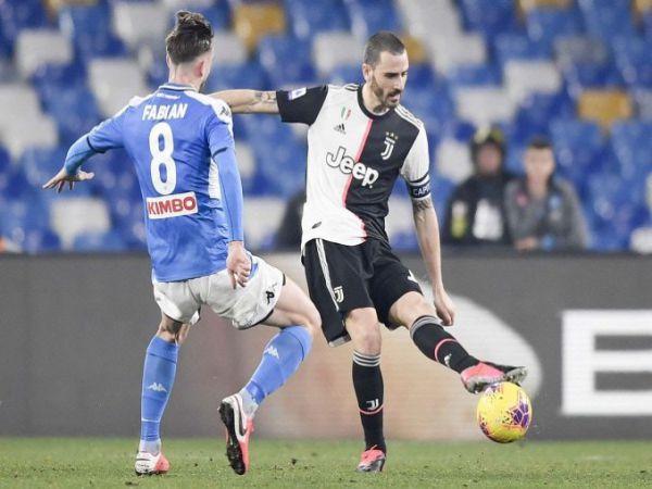 Soi kèo Juventus vs Napoli, 03h00 ngày 21/1 - Siêu Cup Italia
