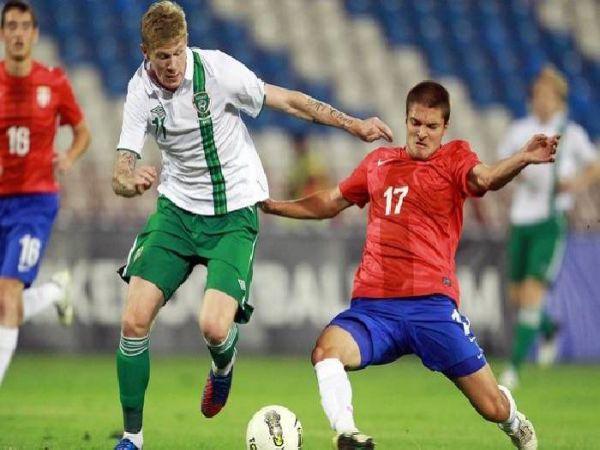 Soi kèo Serbia vs Ireland, 02h45 ngày 25/3 - VL World Cup 2022