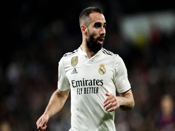 Tiểu sử Dani Carvajal - Chốt chặn hàng phòng ngự Real Madrid