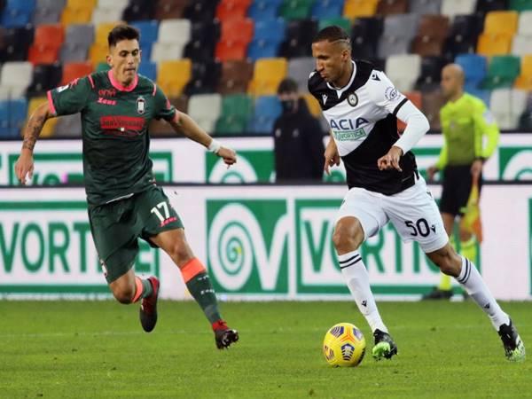 Nhận định kèo Tài Xỉu Crotone vs Udinese (20h00 ngày 17/4)