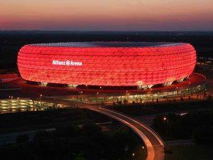 Điểm mặt top 3 sân vận động bóng đá đẹp nhất, hoành tráng nhất thế giới