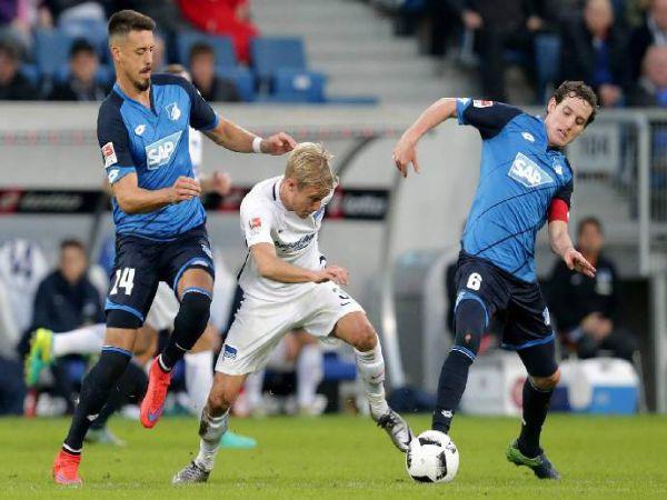 Soi kèo Hoffenheim vs Hertha Berlin, 20h30 ngày 22/5 - Bundesliga