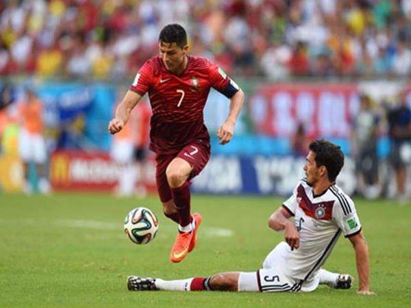Bóng đá Quốc tế chiều 19/6: Ronaldo quyết xoá dớp trước Đức