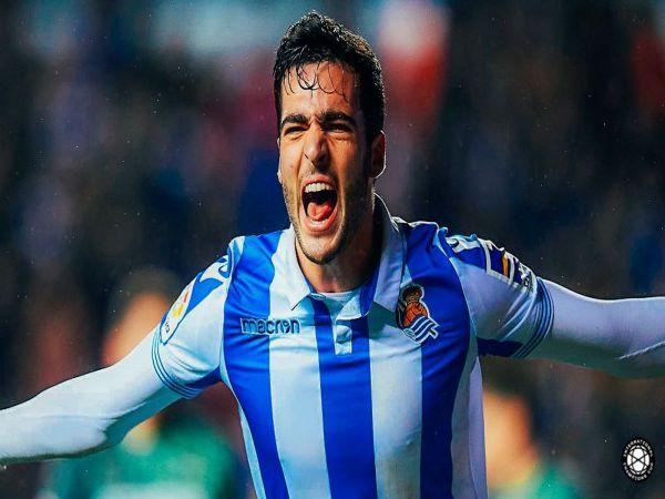 Bóng đá QT chiều 12/7: Real Sociedad đặt giá bán Mikel Merino